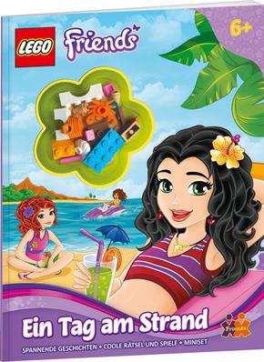 LEGO® Friends. Ein Tag am Strand mit LEGO® Mini-Set