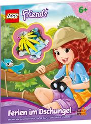 LEGO® Friends. Ferien im Dschungel mit LEGO®-Miniset