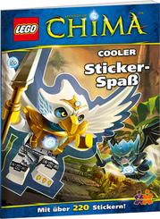 LEGO® Chima. Cooler Sticker-Spaß