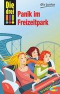 Die drei !!!, Panik im Freizeitpark