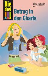 Die drei !!!, Betrug in den Charts