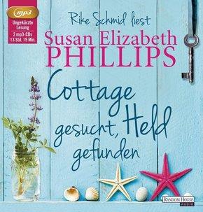 Cottage gesucht, Held gefunden, 2 MP3-CDs