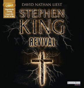 Revival, 3 MP3-CDs