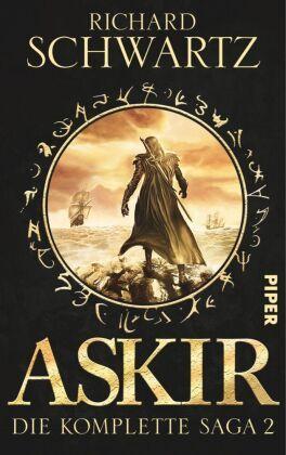 Askir - Die komplette Saga - Tl.2
