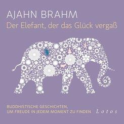 Der Elefant, der das Glück vergaß, 1 Audio-CD