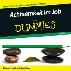 Achtsamkeit im Job für Dummies, Audio-CD