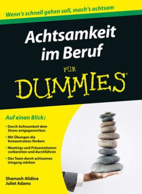 Achtsamkeit im Beruf für Dummies