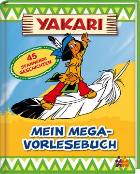Yakari - Mein Mega-Vorlesebuch