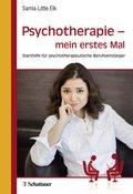Psychotherapie - mein erstes Mal - Starthilfe für psychotherapeutische Berufseinsteiger