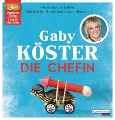 Die Chefin, 1 MP3-CD