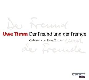 Der Freund und der Fremde, 4 Audio-CDs
