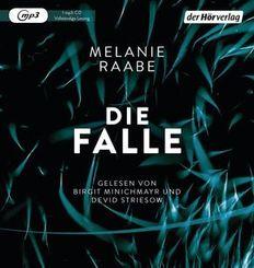 Die Falle, 1 MP3-CD