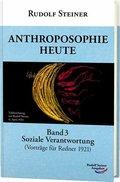 Anthroposophie heute - Bd.3