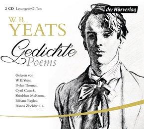 Gedichte/Poems, 2 Audio-CDs
