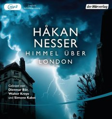 Himmel über London, 2 MP3-CDs