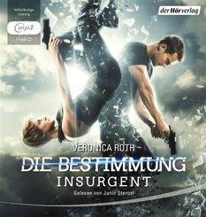 Die Bestimmung - Insurgent, 1 MP3-CD