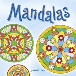 Mandalas (blau)