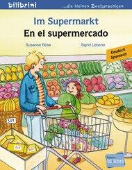 Im Supermarkt, Deutsch-Spanisch - En el supermercado