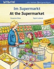 Im Supermarkt, Deutsch-Englisch - At the Supermarket