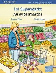 Im Supermarkt, Deutsch-Französisch - Au supermarché