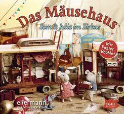 Das Mäusehaus - Sam & Julia im Zirkus, 1 Audio-CD