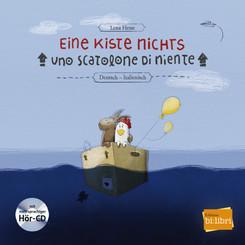 Eine Kiste Nichts / Uno scatolone de niente, m. Audio-CD