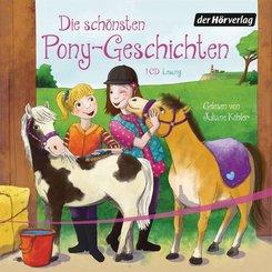 Die schönsten Pony-Geschichten, 1 Audio-CD