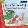 Die Krumpflinge - Egon schwänzt die Schule, 1 Audio-CD