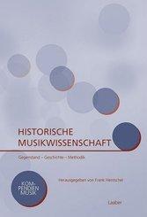 Historische Musikwissenschaft