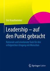 Leadership - auf den Punkt gebracht