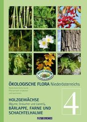 Ökologische Flora Niederösterreichs - Bd.4