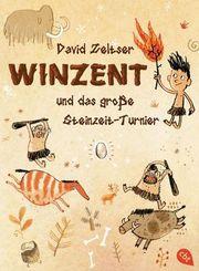 Winzent und das große Steinzeit-Turnier - Bd.1