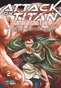 Attack on Titan - Before the Fall - Bd.2