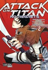 Attack on Titan - No Regrets - Bd.2