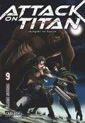Attack on Titan - Bd.9