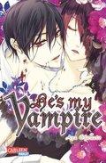 He's my Vampire - Bd.8