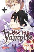 He's my Vampire - Bd.9