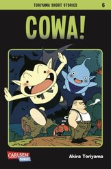Toriyama Short Stories - COWA!