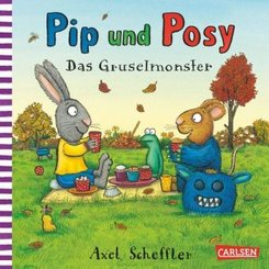 Pip und Posy - Das Gruselmonster