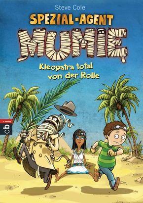 Spezial-Agent Mumie - Kleopatra total von der Rolle