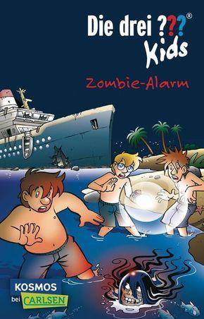 Die drei ???-Kids: Zombie-Alarm