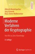 Moderne Verfahren der Kryptographie