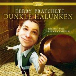 Dunkle Halunken, 2 MP3-CDs