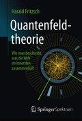 Quantenfeldtheorie