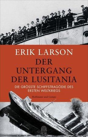 Der Untergang der Lusitania