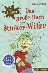 Die Olchis - Das große Buch der Stinker-Witze