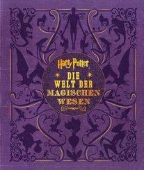 Harry Potter: Die Welt der magischen Wesen