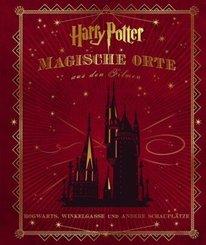 Harry Potter: Magische Orte aus den Filmen