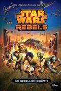 Star Wars Rebels - Die Rebellion beginnt