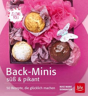 Back-Minis süß & pikant